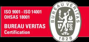 Bureau Veritas Certification ISO 9001-14001
