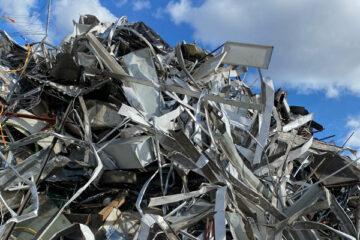 Metallikierrätys Tikkurilan Romu