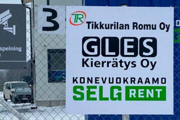 Muut palvelut Kierrätysasema Tikkurilan Romu