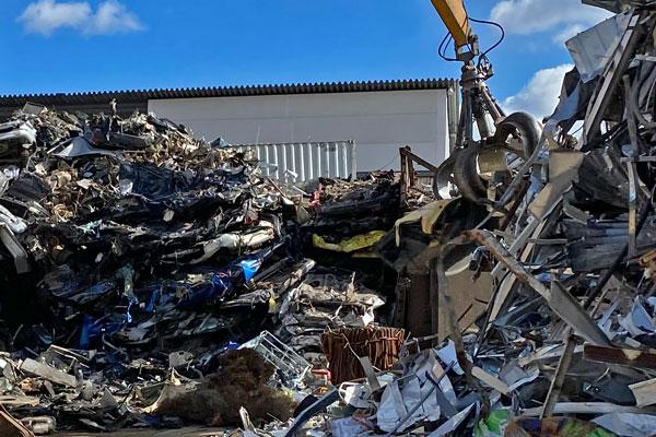Demolition services Tikkurilan Romu