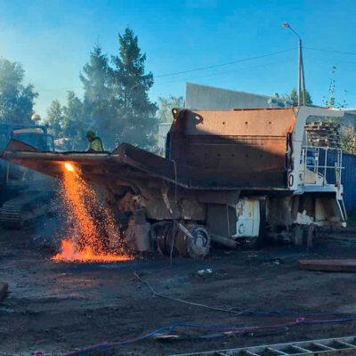 Tikkurilan Romu demolition services